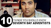 World Religions: Sikhs, Seventh-day Adventists & Mennonites Seventh Day Adventist, Seven Days, World Religions, United States, The Unit, Faith, Youtube, Loyalty, Youtubers