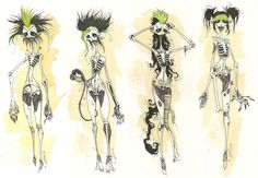 Super cool....by Gris Grimly