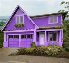 I Wonder If My Husband Would Let Me Paint Our House This Color