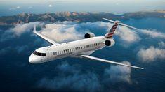 Bombardier Commercial Aircraft announced today that it has signed a firm order for 15 new regional jets with American Airlines, Inc. Aviation News, Aviation Industry, Signed Contract, Commercial Aircraft, American, Cincinnati, Trip Planning, North America, Travel