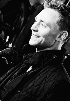 Tom Hiddleston ♥ how I love this man