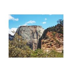 Shop Scout Lookout Zion National Park Utah Panel Wall Art created by tjk_creative. Zion National Park, National Parks, Panel Wall Art, Vacation Pictures, Custom Photo, Traditional Art, High Quality Images, Utah, Canvas Prints
