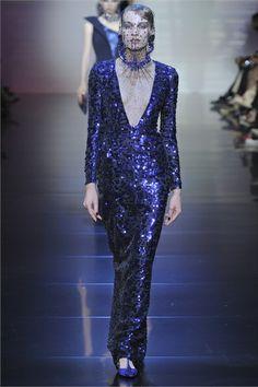 Armani Privé Haute Couture Fall/Winter 2012