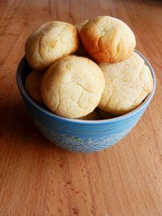 A Cozinha da Ovelha Negra: Biscoitos de limão