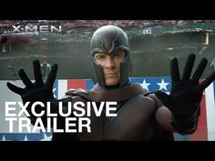 ▶ X-Men: Days of Future Past | Official UK Trailer #2 HD | 2014 - YouTube