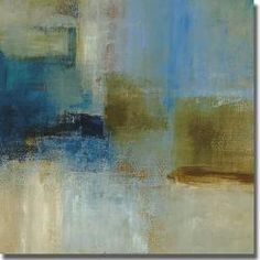 Simon Addyman 'Blue Abstract' Canvas Art  $169.99  Item #: 13878129 High Sellout Risk  Artist: Simon Addyman  Title: Blue Abstract  Product Type: Canvas Art