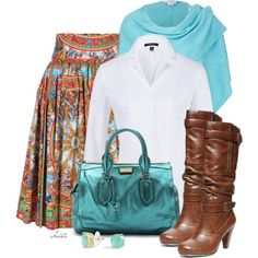 """""""Wrapped for Fall"""" by christa72 on Polyvore"""