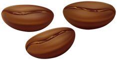 Coffee Beans Transparent PNG Clip Art Image