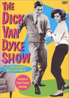 The Dick Van Dyke Show--one the best comedies ever on tv!
