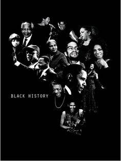 Black History( happy black history month!)