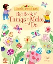 Big Book of Farmyard Tales Things to Make and Do by Rebecca Gilpin, Anna Milbourne (Paperback, for sale online Apple Tree Farm, Magazine Crafts, Cross Stitch Books, Farm Yard, Egg Decorating, Book Crafts, Craft Books, Felt Art, Book Photography