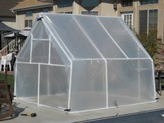 Rich Ideas: OCTOBER - My DIY Greenhouse