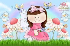 Princess Fairy Photoshop Design 4 by LittleFaeHandmade on Etsy