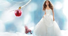Alfred Angelo Disney Princess Wedding. I need to get re-married, obviously.