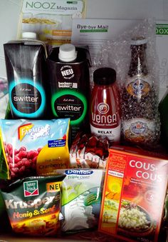 Testimony1990 - Beauty, Boxen, Food, Familie und Produkttests: Unboxing brandnooz Box im Mai