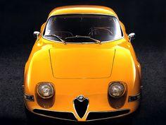 '61 Alfa Romeo Giulietta Sprint Veloce ''Goccia'' by Michelotti