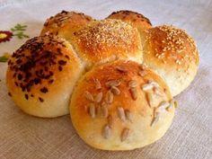 Kenyérbuci | mókuslekvár.hu Bagel, Hamburger, Pizza, Bread, Food, Brot, Essen, Baking, Burgers