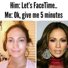 """Or when he says """"send me a pic"""". Lmao! Who else is guilty? 🙋"""