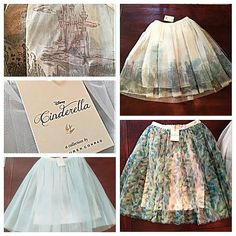 Absolutely love the new #laurenconrad Cinderella collection at #kohls, had to get these #tulle #skirts  | Shared from kohls.com