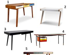 Design lækre skriveborde i alle prisklasser | BoligciousBoligcious