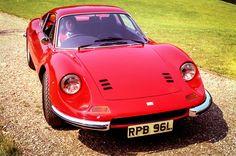 500 miles in a Ferrari Dino 246 GT - 13 May 1971 | Autocar