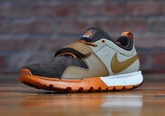"""Poler x Nike SB Trainerendor """"Velvet Brown"""". This is my wishlist for 2015, even if i'm am not into skateboarding but this sporty look suits my personality :)"""