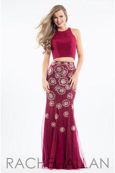 Rachel Allan 7503 Marsala Prom Dress