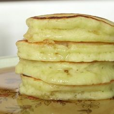 Behold Chef Matty Matheson's recipe for the fluffiest pancakes you've ever tasted.