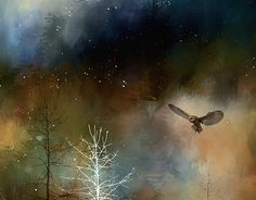 """Check out new work on my @Behance portfolio: """"Night Owl"""" http://be.net/gallery/51228541/Night-Owl"""