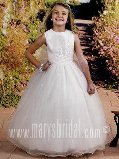 Flower Girl Dress- Absolutely adorable :)