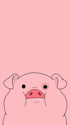disney wallpaper cerdito fondo rosa - How To Care For Crystal Gifts Wallpaper Sky, Cartoon Wallpaper Iphone, Disney Phone Wallpaper, Homescreen Wallpaper, Iphone Background Wallpaper, Cute Cartoon Wallpapers, Kawaii Wallpaper, Trendy Wallpaper, Aesthetic Iphone Wallpaper