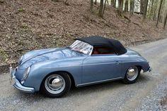 1956 Porsche 356 A Speedster Convertible
