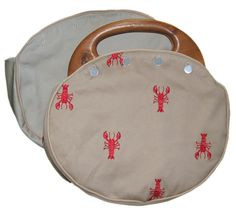 Bermuda bag ... vintage Lily available on Esty.