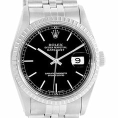 Rolex Datejust automatic-self-wind mens Watch 16220 (Certified Pre-owned) https://www.carrywatches.com/product/rolex-datejust-automatic-self-wind-mens-watch-16220-certified-pre-owned/ Rolex Datejust automatic-self-wind mens Watch 16220 (Certified Pre-owne