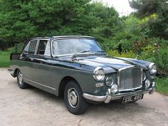 Vanden Plas 3 Litre Mark 1 / 2 parts. Hard to find parts for all models of Vanden Plas and other classic British car manufacturers Classic Cars British, British Car, Modern Classic, Vintage Cars, Antique Cars, Vintage Models, Vintage Travel, Mini Morris, Austin Cars