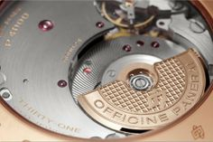 Panerai to release a new in-house Calibre P.4000 automatic movement