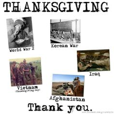 I dislike war but I'm grateful to our troops who protect us.