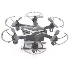 Tarantula I6S Quadcopter 2.4G 6axis Mini Drones With Camera HD Dron One Key ReturnRC Helicopter #quadcopters #tech #rc #drone #multirotors