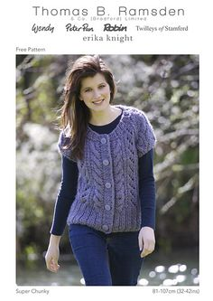 Sign up to our Wool 'N' Threads club for more free patterns.