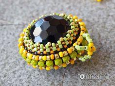 Tutorial - KULA    #tutorial, #instrukcja, #beading, #biżuteria