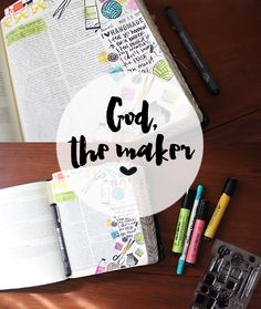 God the Maker | Genesis 1:1
