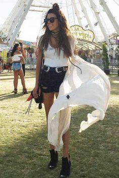 Hottest Festival Outfits For Coachella Are Right Here ★ See more: http://glaminati.com/coachella-festival-outfits/