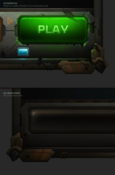 Wildstar UI Concept by Miguel Angel Durán Follow