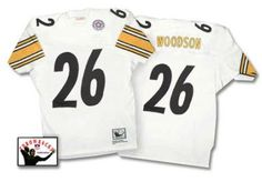 Pittsburgh Steelers Jersey - #26 Rod Woodson Throwback Jerseys