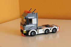 Lego Crane, Modele Lego, Lego Truck, Lego Construction, Lego Models, Cool Lego, Lego Ninjago, Lego City, Fire Trucks