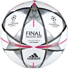 86ed9d6b7f adidas UEFA Champions League Finale Milano Top Training 16 Soccer Ball