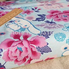 105 * 100см японский стиль Tlub хлопчатобумажная ткань для платья , ткань Сделай Сам постельные принадлежности домашнего текстиля ткани лоскутное квилтинга бесплатную доставку 15.88