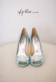 "Top 20 ""Something Blue"" Wedding Shoes | Bridal Musings Wedding Blog"