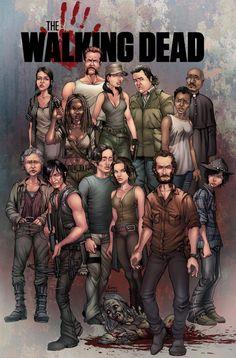 The Walking Dead | Ivan Nunes...... !!!!