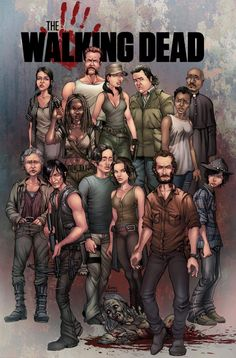 The Walking Dead | Ivan Nunes...... !!!!